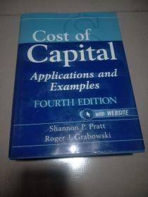 Cost of Capital: Applications and Examples (英语) 精装