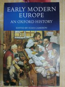 Early Modern Europe: An Oxford History【英文原版】