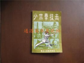 少林拳技击(没有印章字迹划线)