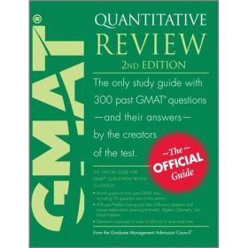 送书签ge-9780470747445-GMAT Quantitative Review GMAT 数量部分复习指南
