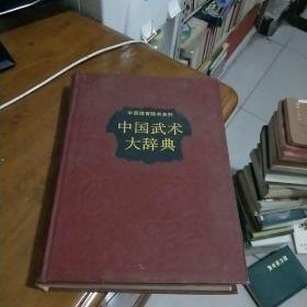 中国武术大辞典 精装