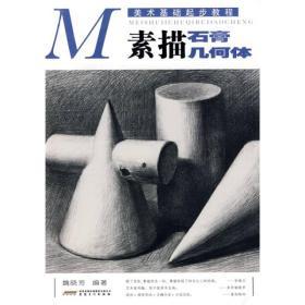 美术基础起步教程:素描石膏几何体