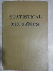 STATISTICAL MECHANICS【英文原版】