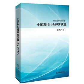 2012年中国农村社会经济状况