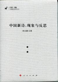 中国新诗:现象与反思(J)(中国现代诗学丛书)
