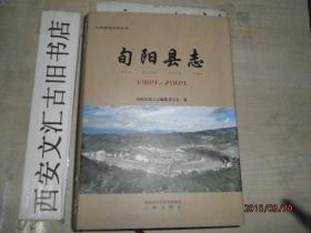 旬阳县志(1989-2009)