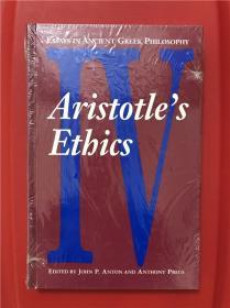 Essays in Ancient Greek Philosophy IV: Aristotle's Ethics (古希腊哲学论文集4:亚里士多德伦理学)