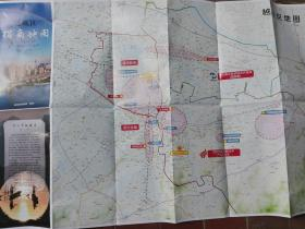 (中国绍兴) 越城区招商地图