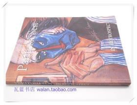 当代印第安艺术家系列绘画作品Paritosh Sen: In Retrospect