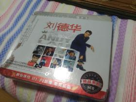 CD碟-刘德华华语经典{3CD}{全新,未拆封}.