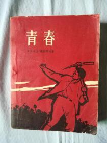 青春(亚历山大·鲍依琴柯 著 中国青年出版社1958年1版3次)