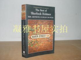 The Best of Sherlock Holmes   Sir Arthur Conan Doyle