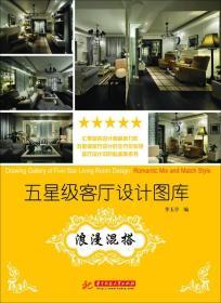 五星级客厅设计图库:浪漫混搭