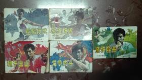 武术家霍东阁(1-5册全套)
