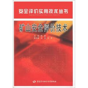 矿山安全评价技术/安全评价实用技术丛书