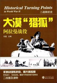 """二战转折史:大漠""""猎狐""""·阿拉曼战役"""