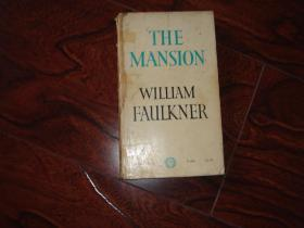 65版 William Faulkner:The Mansion 英文原版书