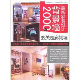 最新家装设计背景墙2000例:玄关走廊侧墙