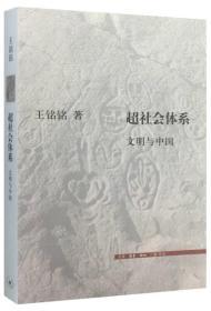 超社会体系---文明与中国