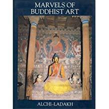 MARVELS OF BUDDHIST ART ALCHI-LADAKH