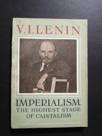 Imperialism,The Highest Stage Of Capitalism
