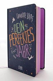 德文 德语小说 Dein perfektes Jahr 完美的一年 德国原版 夏洛蒂•卢卡斯