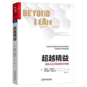 超越精益:推动企业升级的整体性策略