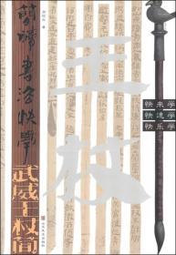 简牍书法快学·武威王杖简