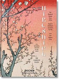 Hiroshige. One Hundred Famous Views of Edo浮世绘( 精装)