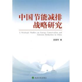 中国节能减排战略研究