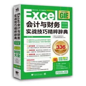 Excel会计与财务实战技巧精粹辞典(全新多媒体GIF版)