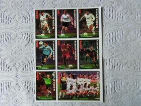 【卡片】当代体育足球明星