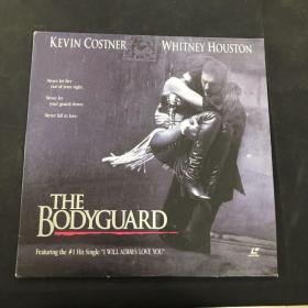 镭射影碟 THE BODYGUARD(一套两张)