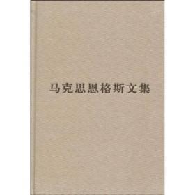 (普及本)马克思恩格斯文集(第二卷)