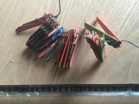 怀旧 削铅笔小铁刀