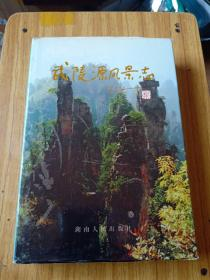 武陵源风景志——湖南省志丛刊