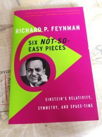 Six Not-So-Easy Pieces 《费恩曼的六堂Easy相对论》
