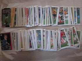 帕尼尼94世界杯球星卡 306张