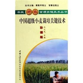 农民增收百项关键技术丛书:中国超级小麦栽培关键技术