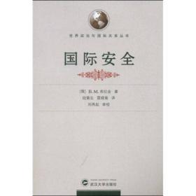 世界政治与国际关系丛书:国际安全武汉大学B·M·库拉金9787307067936