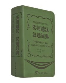 实用越汉汉越词典/东南亚国家语言辞书系列