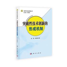 创新与创业管理丛书:突破性技术创新的形成机制