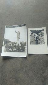 1967年2张毛主席照片