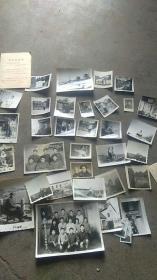 文革时期30张老照片合售