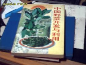 中国野菜开发与利用