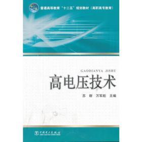 """普通高等教育""""十二五""""規劃教材(高職高專教育)高電壓技術"""