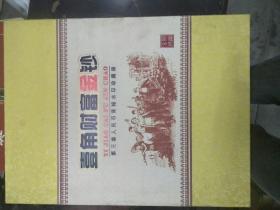 壹角财富金钞一一第三套人民币背棕水印珍藏册.