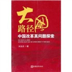 大国路径-中国改革真问题探索 宋圭武著 中国经济出版社 9787513607889
