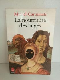Muriel Carminati:La nourriture des anges 法文原版书