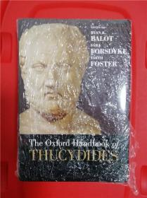 The Oxford Handbook of Thucydides (牛津修昔底德研究指南)